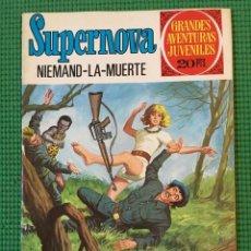 Tebeos: SUPERNOVA Nº 67 - NIEMAND-LA-MUERTE - EXCELENTE ESTADO. Lote 121374567