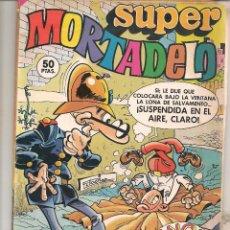 Tebeos: SUPER MORTADELO. Nº 97. CON PETRO-MORTADELOS. BRUGUERA (C/A55). Lote 180157366