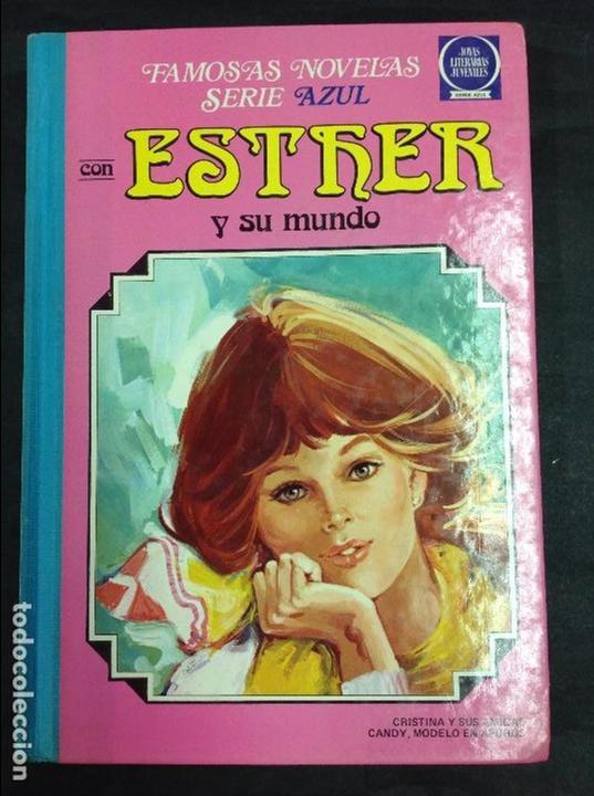 ESTHER Y SU MUNDO TOMO 3 (Tebeos y Comics - Bruguera - Esther)