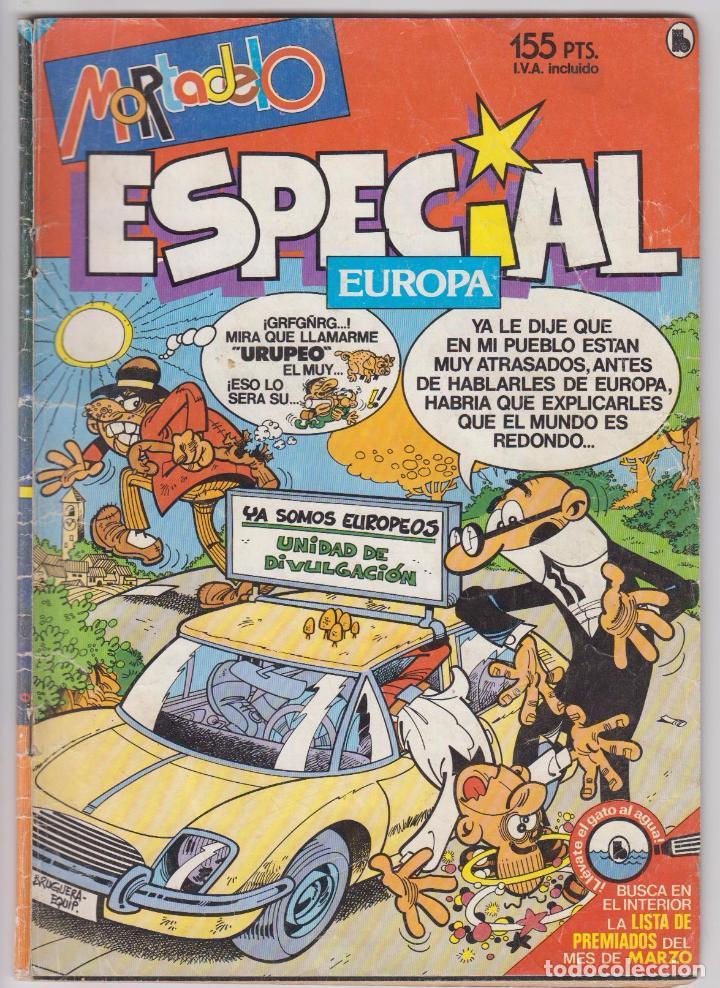 MORTADELO ESPECIAL Nº 208. BRUGUERA. (Tebeos y Comics - Bruguera - Mortadelo)