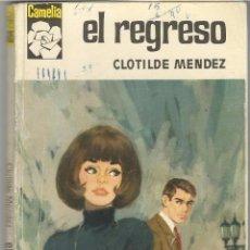 Tebeos: CLOTILDE MENDEZ. CAMELIA.. Lote 94407954
