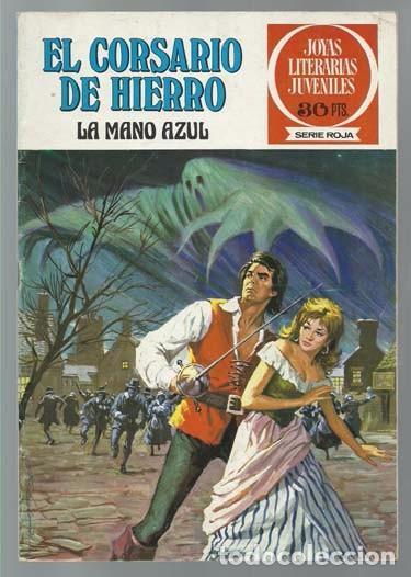 El Corsario De Hierro 1977 Serie Joyas Litera Comprar Tebeos