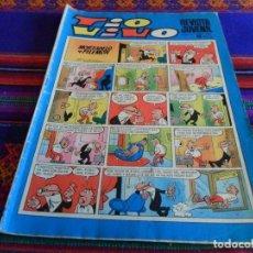 Tebeos: TIO VIVO NºS 558 Y 569. BRUGUERA 1971. 6 PTS. REGALO Nº 531.. Lote 11139872