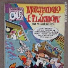 Tebeos: OLÉ Nº 103 1ª EDICION 12 - 8 - 1974 - COMPLETO CON SUS PORTADILLAS, LOMO COMPLETO. Lote 94529854