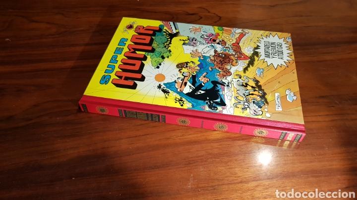 SUPER HUMOR VOLUMEN XXXV EXCELENTE ESTADO BRUGUERA SEGUNDA EDICION (Tebeos y Comics - Bruguera - Super Humor)