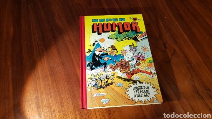 Tebeos: SUPER HUMOR VOLUMEN XXXV EXCELENTE ESTADO BRUGUERA SEGUNDA EDICION - Foto 2 - 94538124