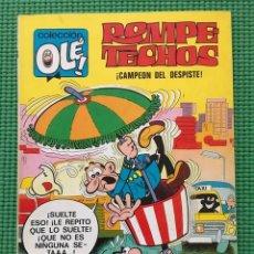 Tebeos: ROMPETECHOS Nº 36 - COLECCIÓN OLÉ 2ª EDICIÓN CON NÚMERO EN LOMO - 1975. Lote 94539323