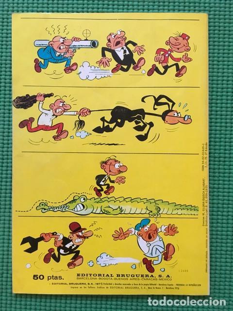 Tebeos: Rompetechos nº 36 - colección Olé 2ª edición con número en lomo - 1975 - Foto 3 - 94539323