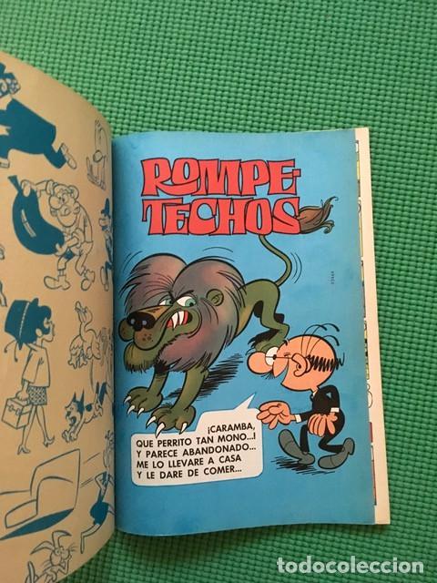 Tebeos: Rompetechos nº 36 - colección Olé 2ª edición con número en lomo - 1975 - Foto 4 - 94539323