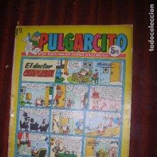 Tebeos: (F.1) PULGARCITO,EL DOCTOR CATAPLASMA Nº 1824 AÑO 1966 E. BRUGUERA. Lote 94559255