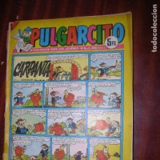 Tebeos: (F.1) PULGARCITO, CARPANTA Nº 1839 AÑO 1966 E. BRUGUERA. Lote 94559755