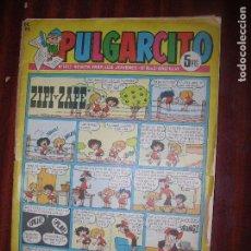 Tebeos: (F.1) PULGARCITO, ZIPI Y ZAPE Nº 1817 AÑO 1966 E. BRUGUERA. Lote 94562099