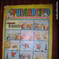 Tebeos: (F.1) PULGARCITO, EL REPORTER TRIBULETE Nº 1815 AÑO 1966 E. BRUGUERA. Lote 94576443