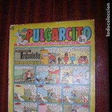 Tebeos: (F.1) PULGARCITO, EL REPORTER TRIBULETE Nº 1819 AÑO 1966 E. BRUGUERA. Lote 94577475
