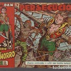 Tebeos: EL CACHORRO 135: PERSECUCIÓN, 1953, BRUGUERA,ORIGINAL, MUY BUEN ESTADO. Lote 94615715
