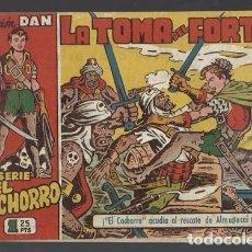 Tebeos: EL CACHORRO 121: LA TOMA DEL FORTIN, 1953, BRUGUERA,ORIGINAL, MUY BUEN ESTADO. Lote 94616915