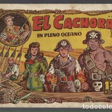 Tebeos: EL CACHORRO 97: EN PLENO OCEANO, 1952, BRUGUERA, BUEN ESTADO. Lote 94617351