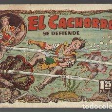 Tebeos: EL CACHORRO 87: SE DEFIENDE, 1952, BRUGUERA,ORIGINAL, MUY BUEN ESTADO. Lote 94617619