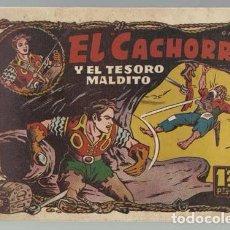 Tebeos: EL CACHORRO 40, 1951, BRUGUERA, ORIGINAL, MUY BUEN ESTADO. Lote 94618895