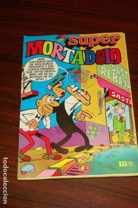SUPER MORTADELO. Nº20. EDITORIAL BRUGUERA. 1973 (Tebeos y Comics - Bruguera - Mortadelo)