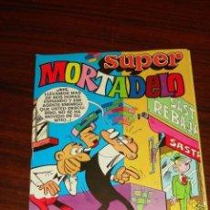 Tebeos: SUPER MORTADELO. Nº20. EDITORIAL BRUGUERA. 1973. Lote 94627151