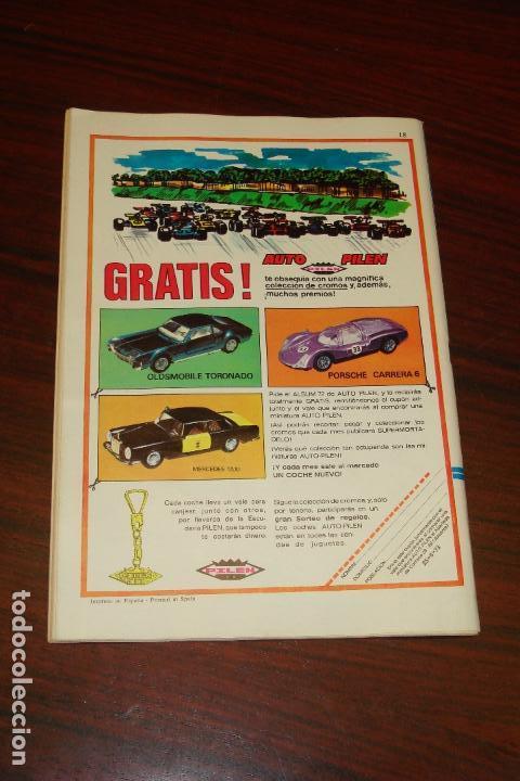 Tebeos: SUPER MORTADELO. Nº20. EDITORIAL BRUGUERA. 1973 - Foto 3 - 94627151