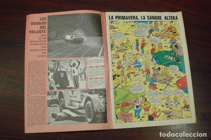 Tebeos: PULGARCITO EXTRA DE PRIMAVERA. EDITORIAL BRUGUERA. 1973 - Foto 2 - 94627495