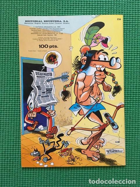 Tebeos: Colección Olé 234 - Mortadelo y Filemón - 1ª edición 1981 - Foto 3 - 94628147
