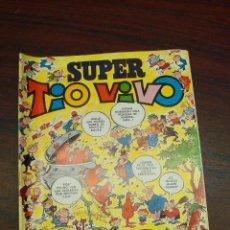 Livros de Banda Desenhada: SUPER TIO VIVO. Nº 12. EDITORIAL BRUGUERA. 1973. Lote 94628295