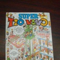 Livros de Banda Desenhada: SUPER TIO VIVO. Nº 16. EDITORIAL BRUGUERA. 1973. Lote 94628475