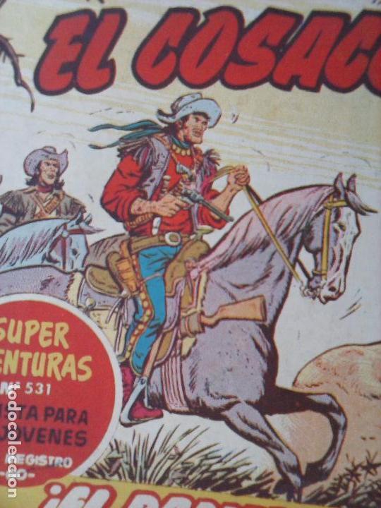 Tebeos: EL COSACO VERDE COMPLETA ORIGINAL Y SUELTA - 1 AL 144 , MAGNÍFICO ESTADO, VER TODAS LAS PORTADAS - Foto 86 - 94629439