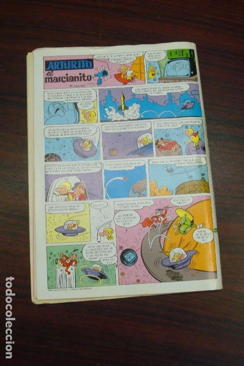 Tebeos: DIN DAN EXTRA DE PRIMAVERA. EDITORIAL BRUGUERA. 1973 - Foto 3 - 94631367