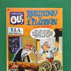 Tebeos: COLECCIÓN OLÉ 139 - MORTADELO Y FILEMÓN - 1ª EDICIÓN 1977 . Lote 94632355