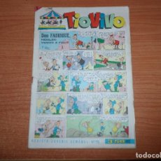 Tebeos: TIO VIVO - Nº 178 - EDITORIAL BRUGUERA. Lote 94663219