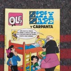 Tebeos: COLECCIÓN OLÉ 255 - ZIPI Y ZAPE - 1ª EDICIÓN 1982 - MUY BUEN ESTADO. Lote 94664739