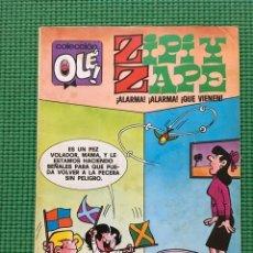 Tebeos: COLECCIÓN OLÉ 133 - ZIPI Y ZAPE - 1ª EDICIÓN 1977. Lote 94705407