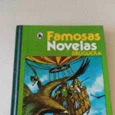Tebeos: FAMOSAS NOVELAS BRUGUERA TOMO Nº 5 DE EDITORIAL BRUGERA (5ª EDICION) 1986. Lote 94794039