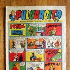 PULGARCITO : REVISTA SEMANAL ILUSTRADA. Año XXXIV ; Nº 1222