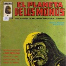 Tebeos: EL PLANETA DE LOS MONOS --3 TOMOS DEL 1 AL 9 DEL 10 AL 19 Y DEL20 AL 29. Lote 94932791