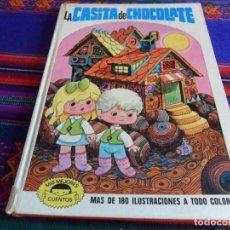 Tebeos: JAN SUPERLOPEZ SUPER LOPEZ, MIS MEJORES CUENTOS Nº 1 LA CASITA DE CHOCOLATE. BRUGUERA 1973. BE.. Lote 95061711