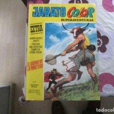 Tebeos: JABATO COLOR EXTRA Nº 8 TERCERA EPOCA.. Lote 95068887
