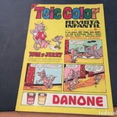 Tebeos: TELE COLOR Nº 232 (ED. BRUGUERA) (COI34). Lote 95087039