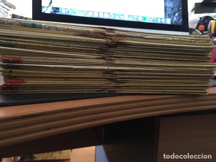 Tebeos: TELE COLOR LOTE 80 EJEMPLARES (ED. BRUGUERA) (COIB44) - Foto 2 - 95087423