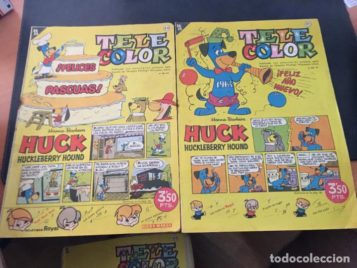 Tebeos: TELE COLOR LOTE 80 EJEMPLARES (ED. BRUGUERA) (COIB44) - Foto 22 - 95087423