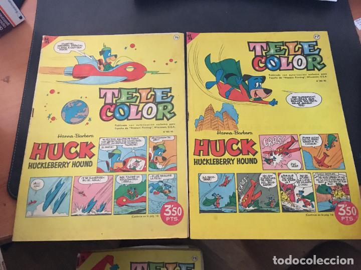 Tebeos: TELE COLOR LOTE 80 EJEMPLARES (ED. BRUGUERA) (COIB44) - Foto 25 - 95087423