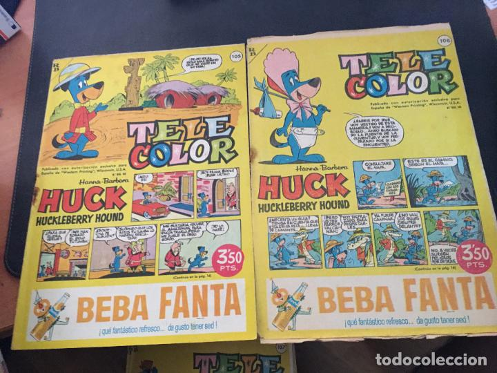 Tebeos: TELE COLOR LOTE 80 EJEMPLARES (ED. BRUGUERA) (COIB44) - Foto 30 - 95087423