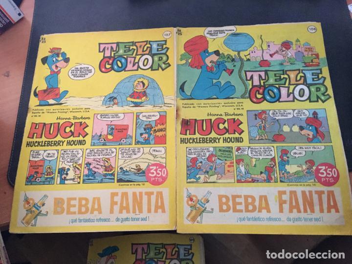 Tebeos: TELE COLOR LOTE 80 EJEMPLARES (ED. BRUGUERA) (COIB44) - Foto 31 - 95087423