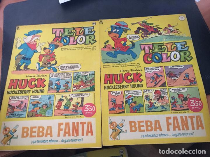Tebeos: TELE COLOR LOTE 80 EJEMPLARES (ED. BRUGUERA) (COIB44) - Foto 32 - 95087423