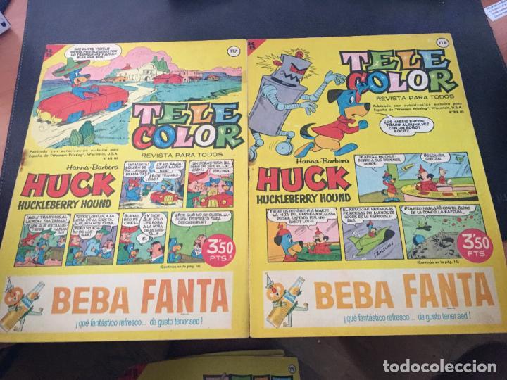 Tebeos: TELE COLOR LOTE 80 EJEMPLARES (ED. BRUGUERA) (COIB44) - Foto 35 - 95087423