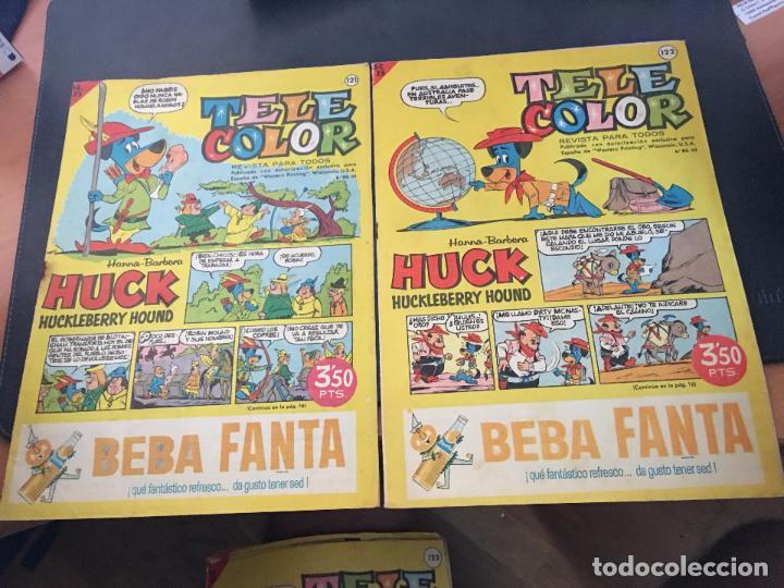 Tebeos: TELE COLOR LOTE 80 EJEMPLARES (ED. BRUGUERA) (COIB44) - Foto 37 - 95087423